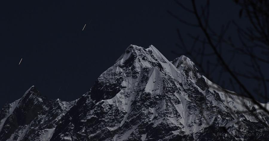 Approaching dusk, Ladakh